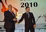 """Професионализмът на """"Сидирама"""" ООД – отново получи признание на церемонията """"Сграда на годината"""" за 2010 г."""