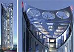 Небостъргачът Strata Tower – най-грозната сграда в света