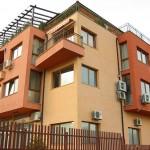 Жилищна сграда и Детска очна клиникa 01