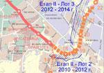"""Двуетажният подземен паркинг под бул. """"Цариградско шосе"""", ще разполага с над 1300 паркоместа. 01"""